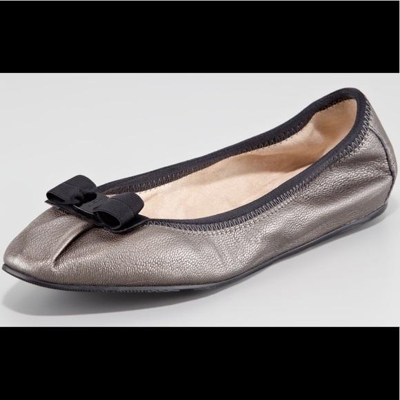 7213da03d8a SALVATORE FERRAGAMO My Joy Ballerina Flat sz 8. M 5afc92532c705d2b1e01dd0c